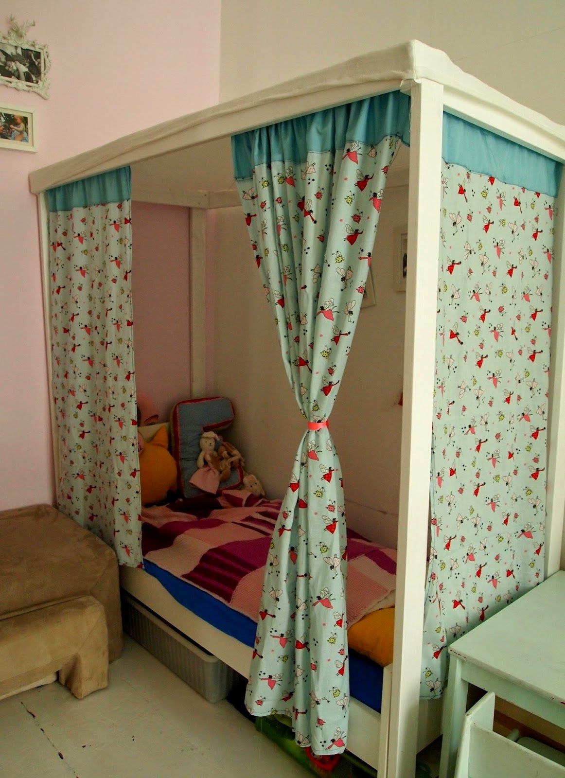 Diy Ideen Schlafzimmer Diy Ideen Diy Ideas Girl Bedroom Bed Ideas Kinderbett