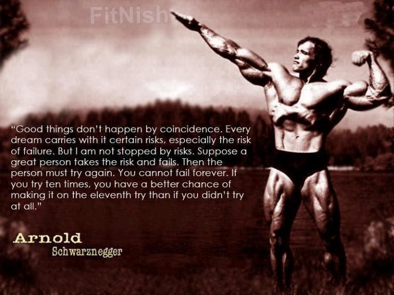 Arnold Schwarzenegger Motivational Quotes Google Search