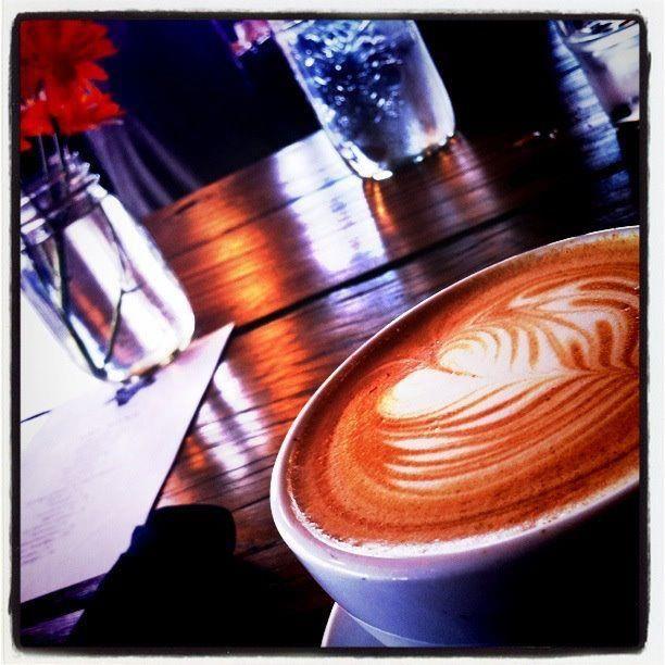 Latte Art - Victory 44 Coffee Bar