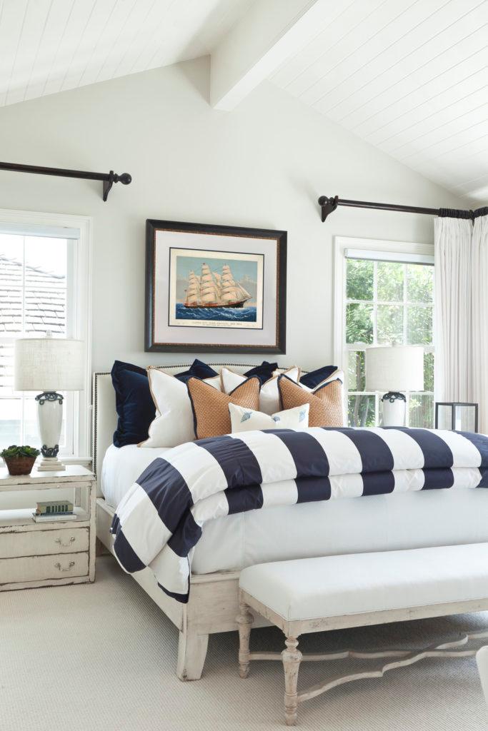 Ocean View Terrace - Barclay Butera Interiors   Bedroom ...
