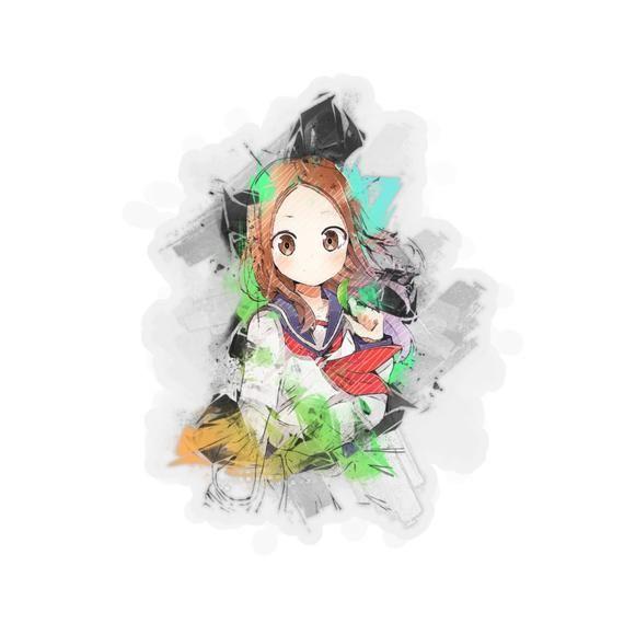 takagi san stickers anime karakai jouzu no image 1 anime