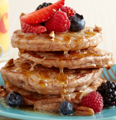 One of my favorite pancake recipes! This has some great