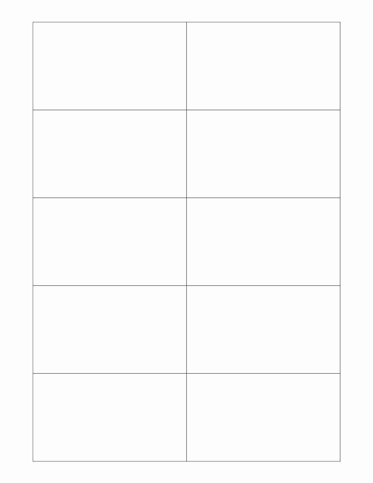Microsoft Word 4x6 Postcard Template Elegant Luxury 4x6 Index Card Tem Free Business Card Templates Business Card Template Photoshop Business Card Template Psd