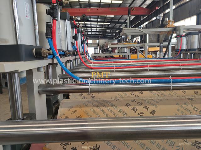 Pvc Wpc Foam Board Plates Extrusion Machine Production Line Manufacturer Plastic Roofing Corrugated Plastic Roofing Corrugated Plastic