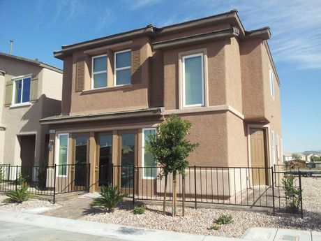Boulder Gardens Homes By Genesis Development In Las Vegas Nevada New Home Builders Las Vegas Real Estate New Homes