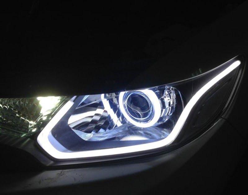 Buy Online Car Angel Eyes Led Car Halo Ring Led Angel Eyes Headlight