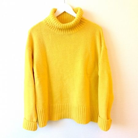 2ND Vali Sweater Lemon Curry