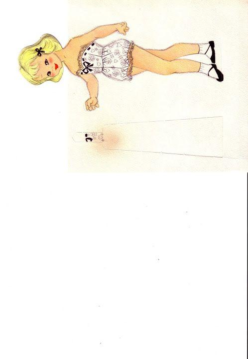 Vivian Smith Hallmark Paper Doll Cards - Lorie Harding - Picasa Webalbums
