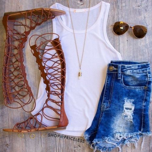 0921bc6a6969 Teen summer outfits 2017-2018 | Cute Outfit Ideas | Summer outfits ...