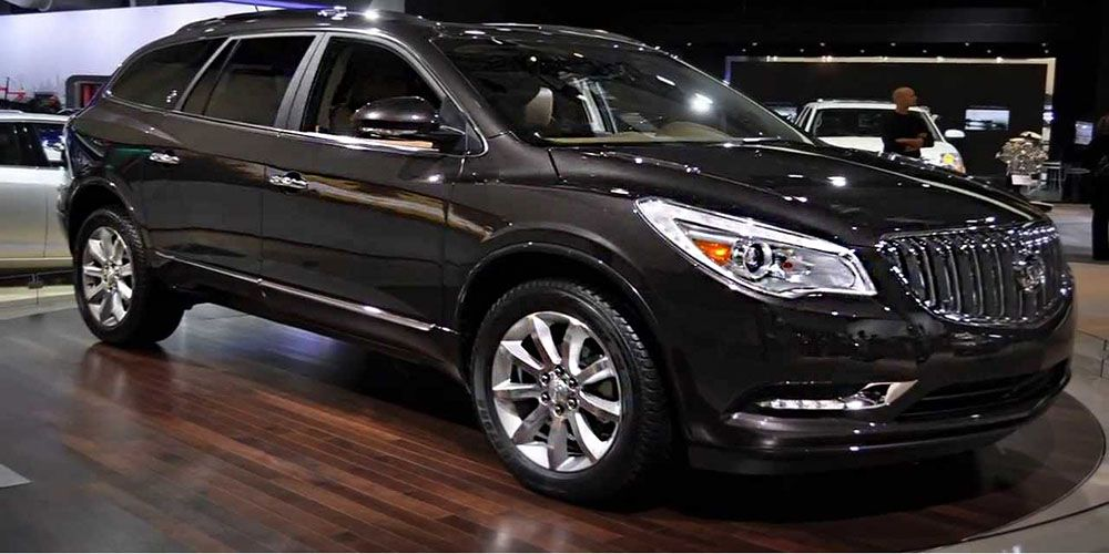 2018 Buick Enclave Might Be A 400 Hp Seven Seater Http