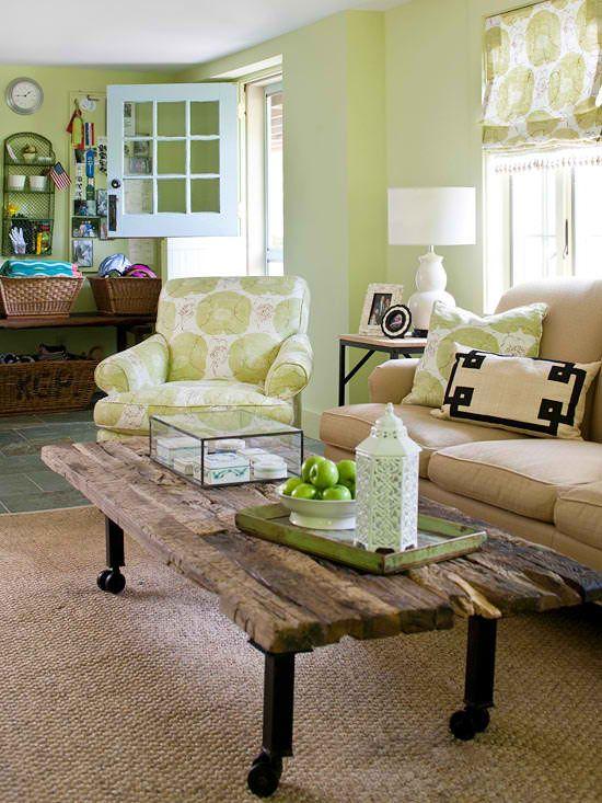 Rustic Living Room Paint Ideas - Euskal.Net