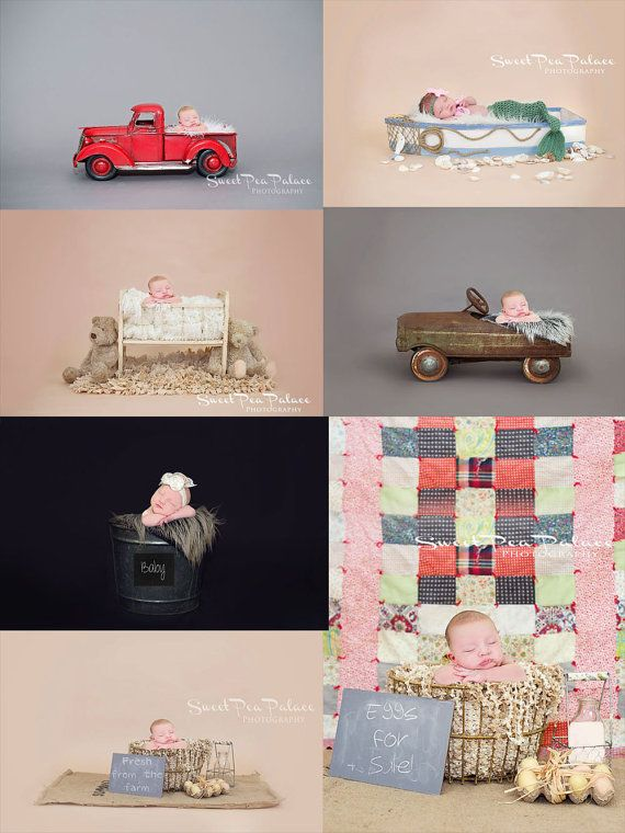 Items similar to Newborn Baby Photography Prop Digital Backdrop for Photographers -Introductory Special on Etsy