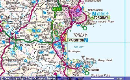 maptorquayjpg 450278 Things UK Great Britain Pinterest