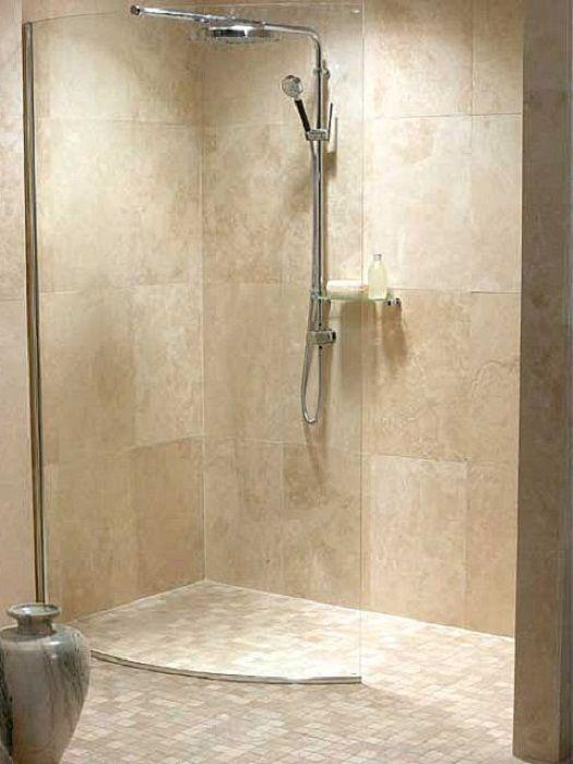 charming bathroom shower tile ideas 47  travertine