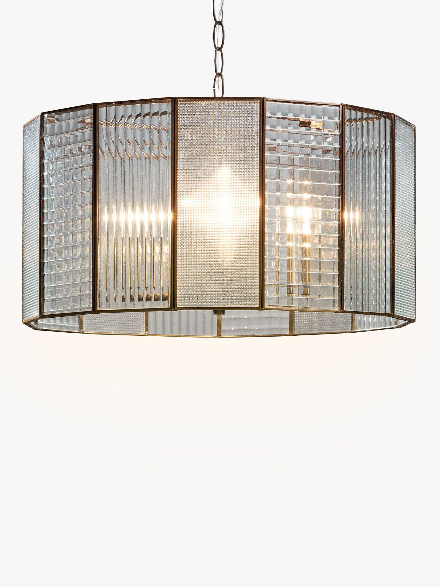 John Lewis Partners Rhea Ceiling Pendant Ceiling Lights Brass Ceiling Light Ceiling Pendant