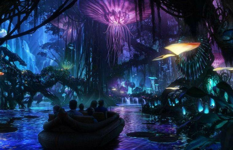 River Pandora