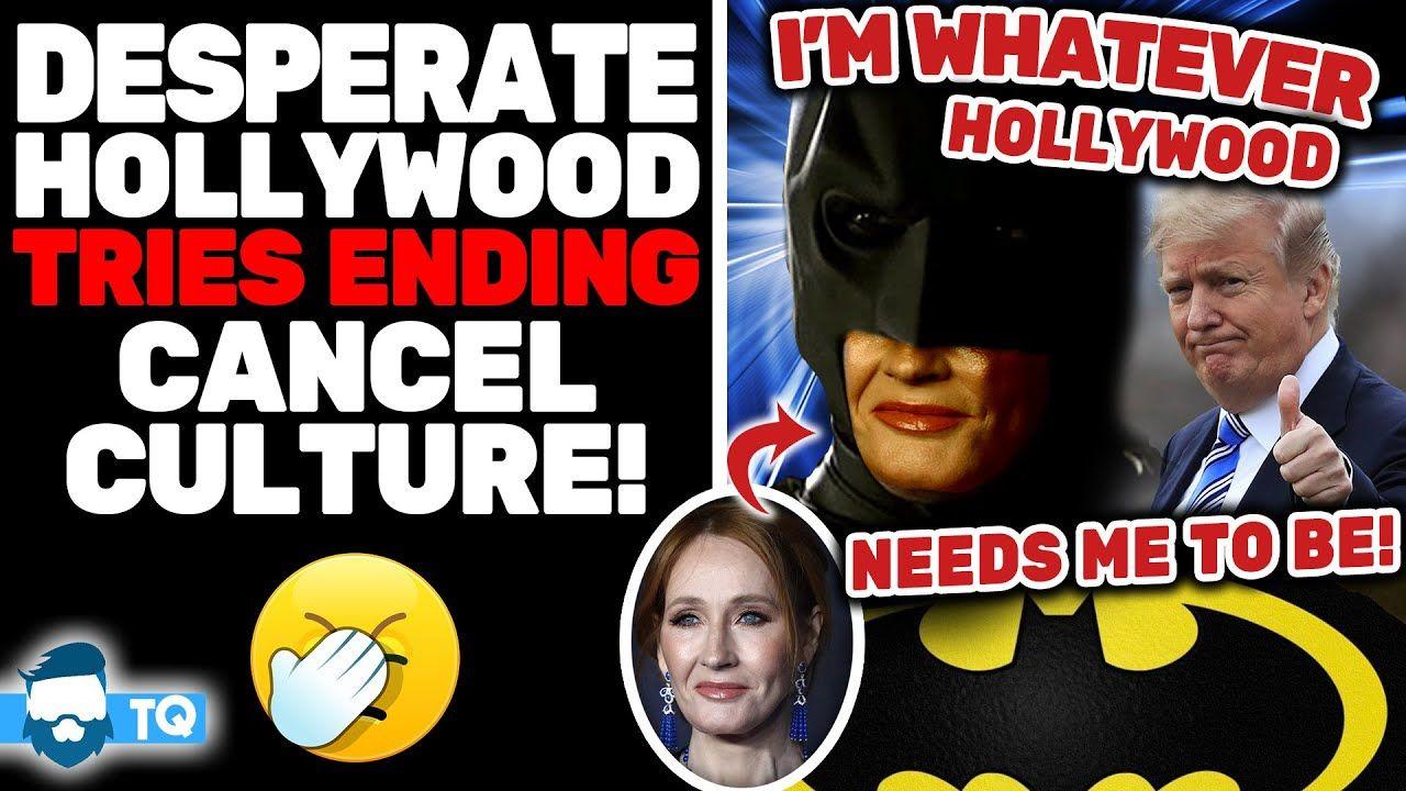 Epic Fail Hollywood Tries Cancelling Cancel Culture But It Backfires Epic Fails Epic Fail Pictures Epic Fails Funny