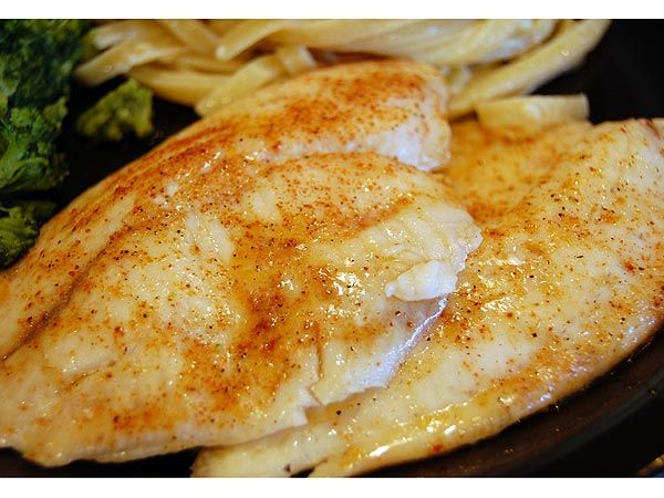 10 easy dinners with only 3 ingredients each butter for Easy fish recipes for dinner