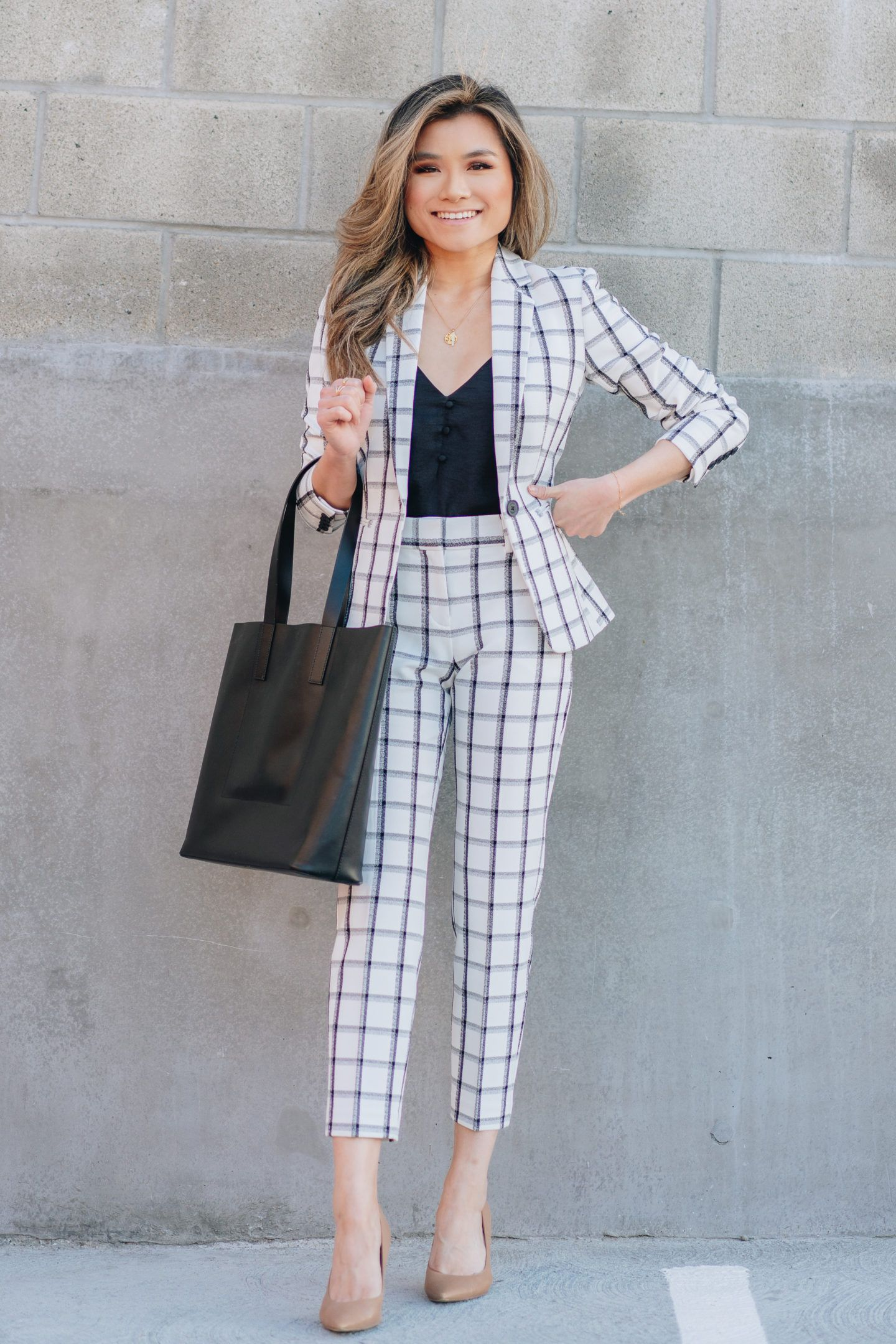 Spring Work Outfit Ideas - Miss Louie