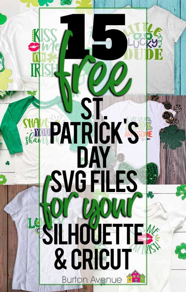 Download 15 Free St. Patricks' Day SVG Files for Silhouette and ...