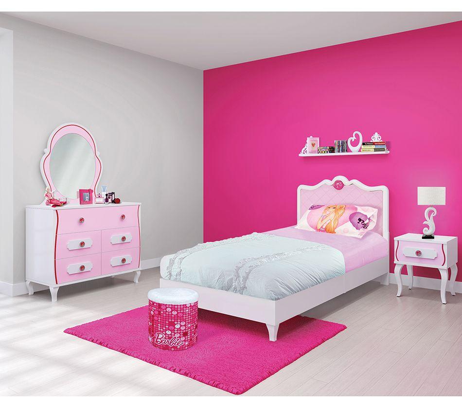 Barbie Room: Barbie Bedroom In A Box
