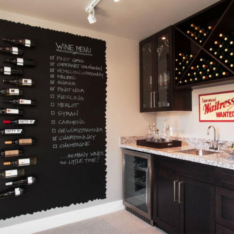Easy Kitchen Wall Decorating Ideas Wine Decor