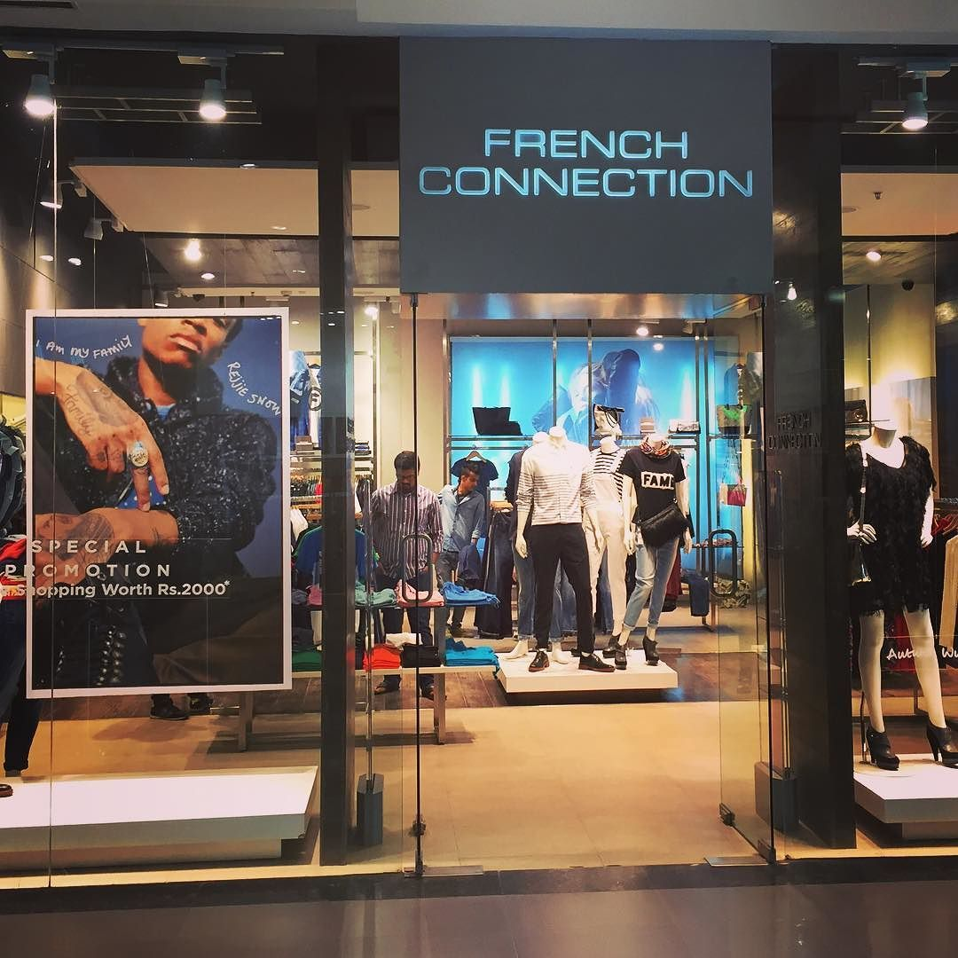 62511762044 French Connection - UK based global retailer of fashion clothing &  accessories. Branded as FCUK #fashion #retail #clothing #accessories