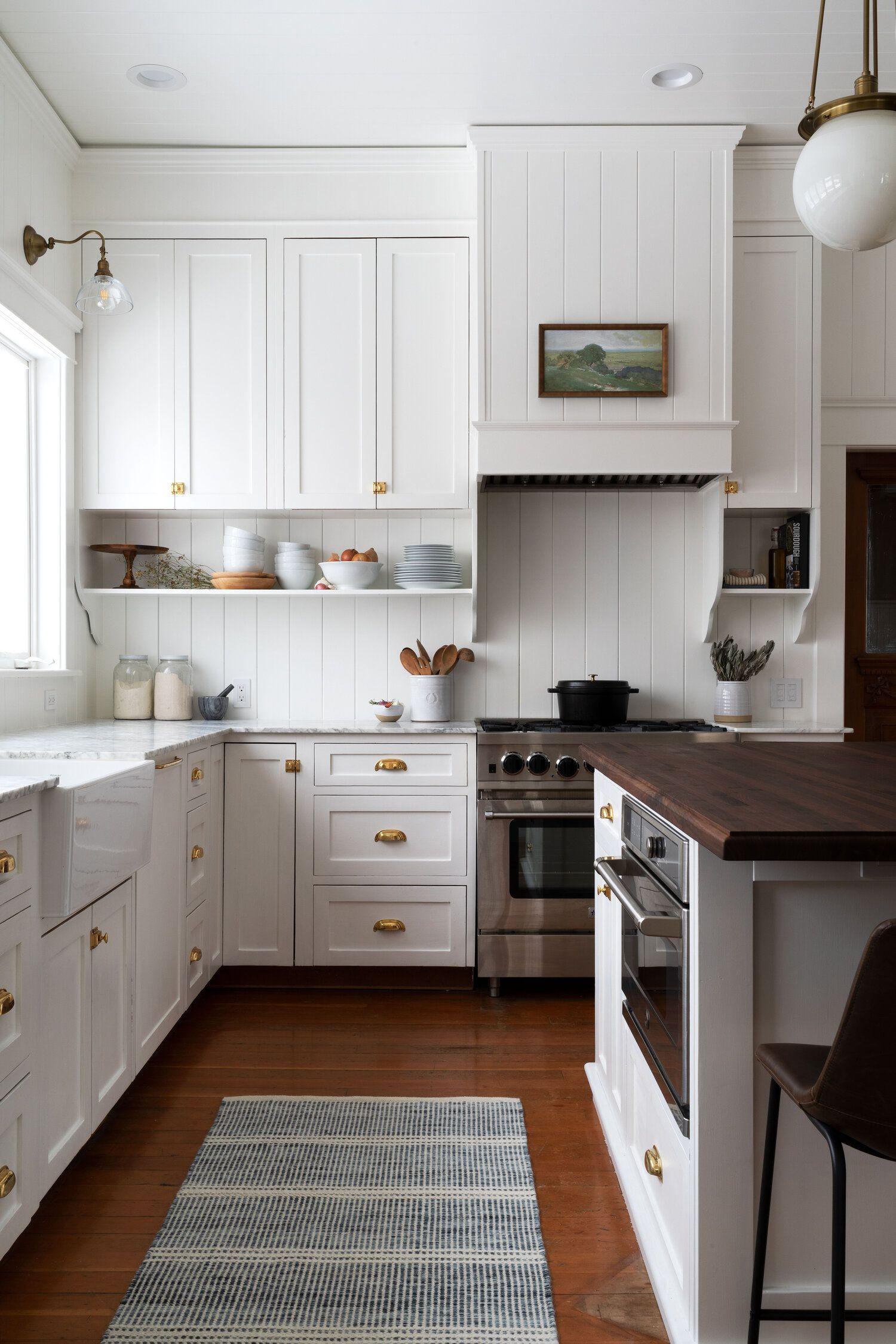 Cuisine Low Cost Mobalpa our farmhouse kitchen reveal!   cuisine salle à manger