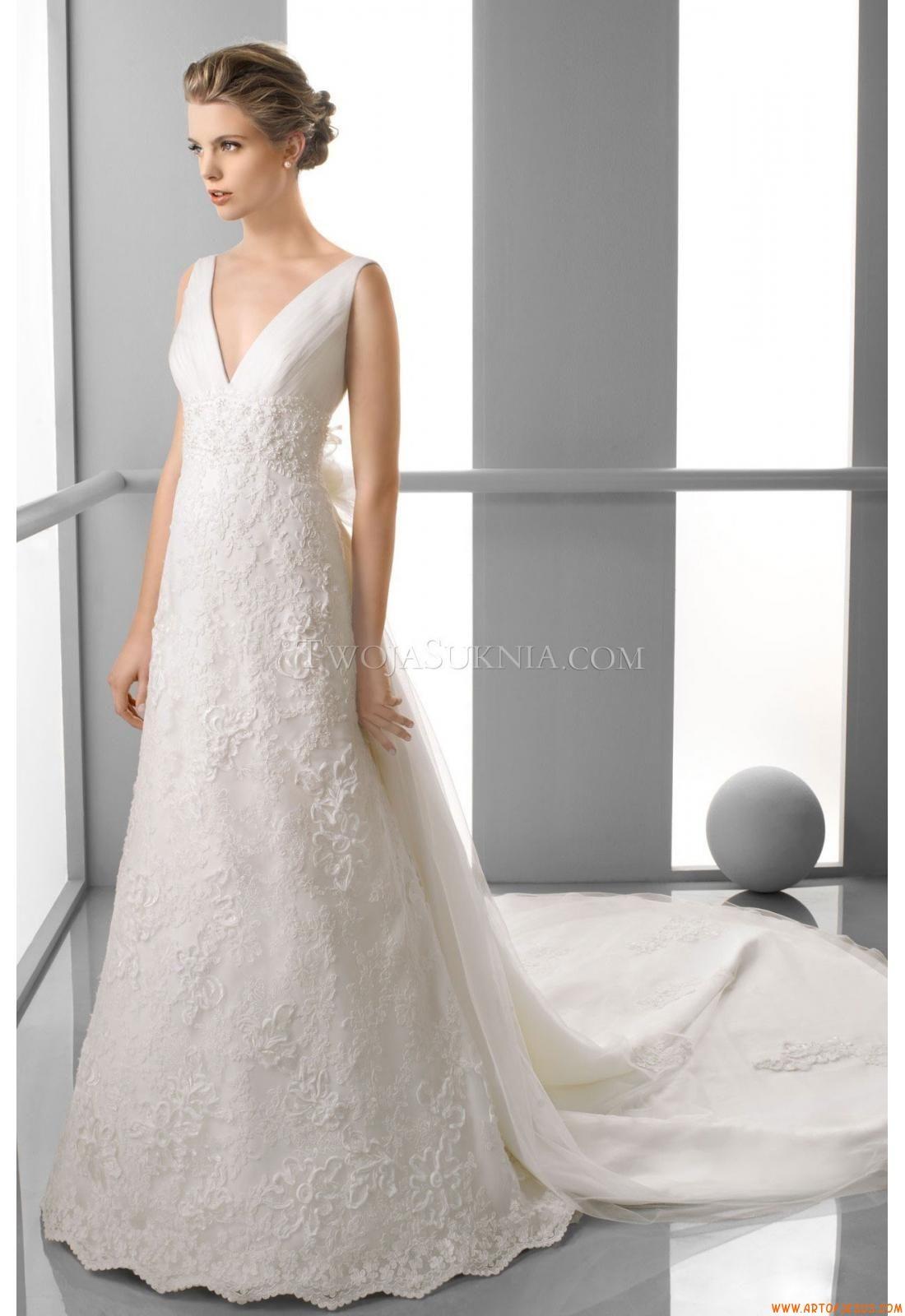 2015 V Ausschnitt Moderne Schicke Brautkleider Aus Softnetz Mit