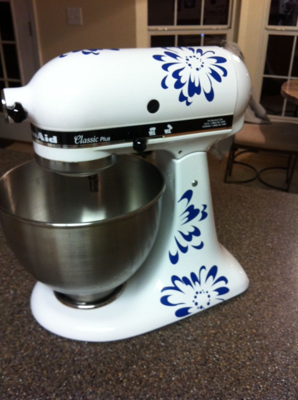 I used Uppercase Living on my Kitchen Aid Mixer ! | Favorite ...