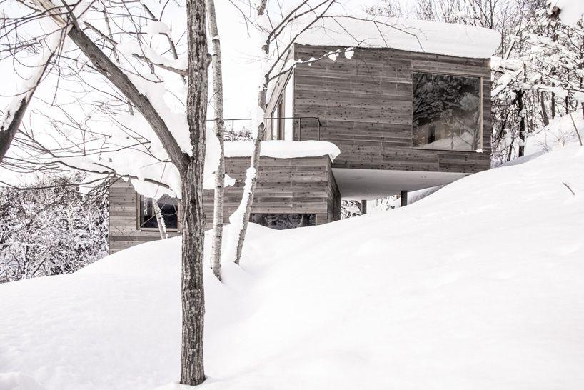 florian busch architects: L house in hirafu