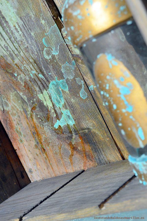 En MaderaTécnicas Como Pintura Aprende HacerEfecto De Oxidado zGqSULMVpj