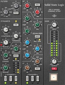 Ssl 4000 E Channel Strip Collection Channel Strips Audio Music Software