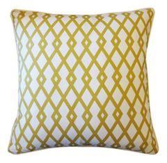 Moderna Pillow Gold