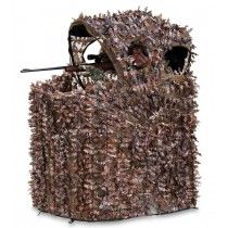 2cd920b1239a1 Ameristep 3-D Leafy Chair Blind in Realtree Xtra | Hunting Blinds ...