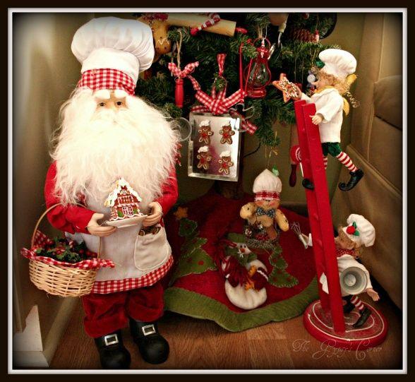 Santas Navidad