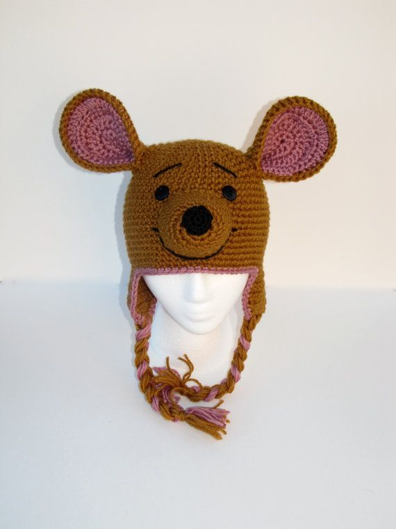 Roo Inspired Crochet Hat!! Want for my lil roo roo | **!!! #11 ...