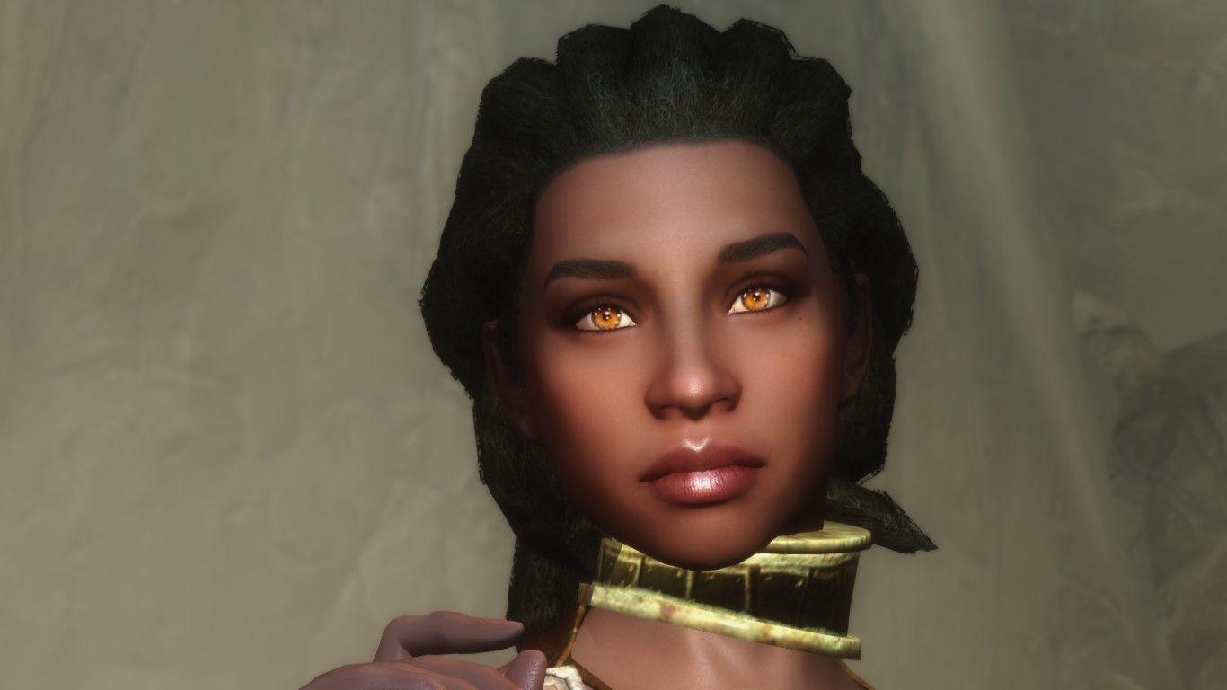 Silna Redguard Preset At Skyrim Nexus Mods And Community