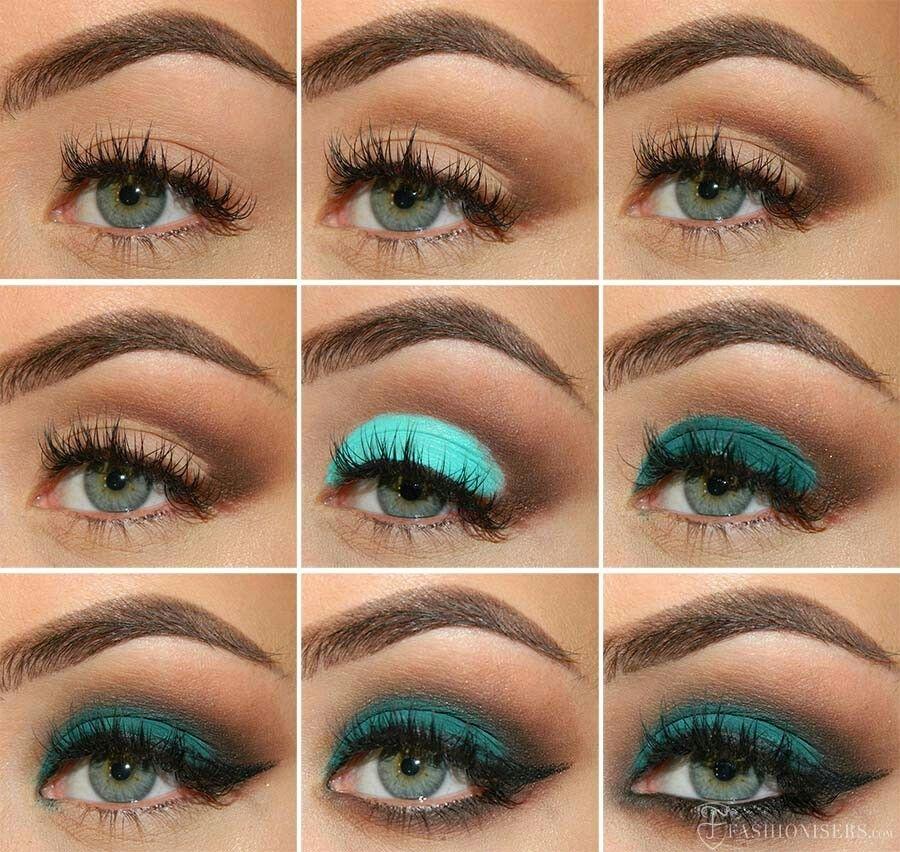 себя как вечерний макияж для зеленых глаз фото поэтапно запретить видеосъемку пунктах