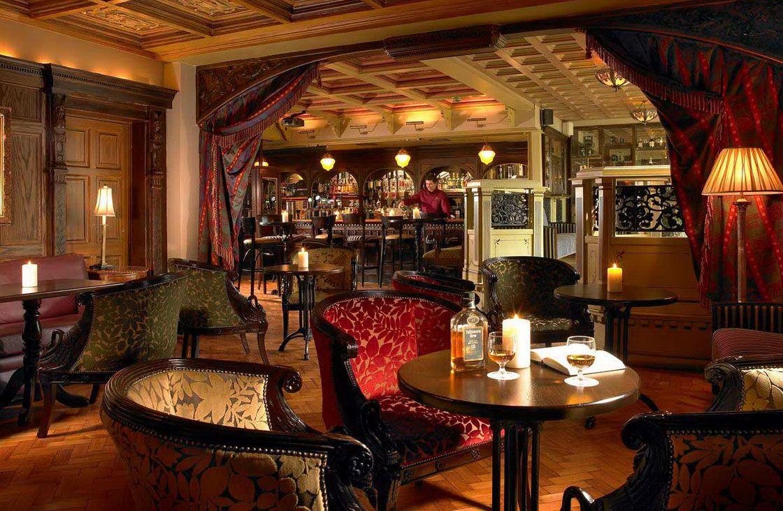 Home Bar Interior Design, Futuristic Impression In This Era: Classic Bar  Interior Design U2013