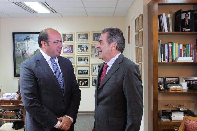Murcia se ofrece en Chile como una de las regiones donde es más fácil invertir