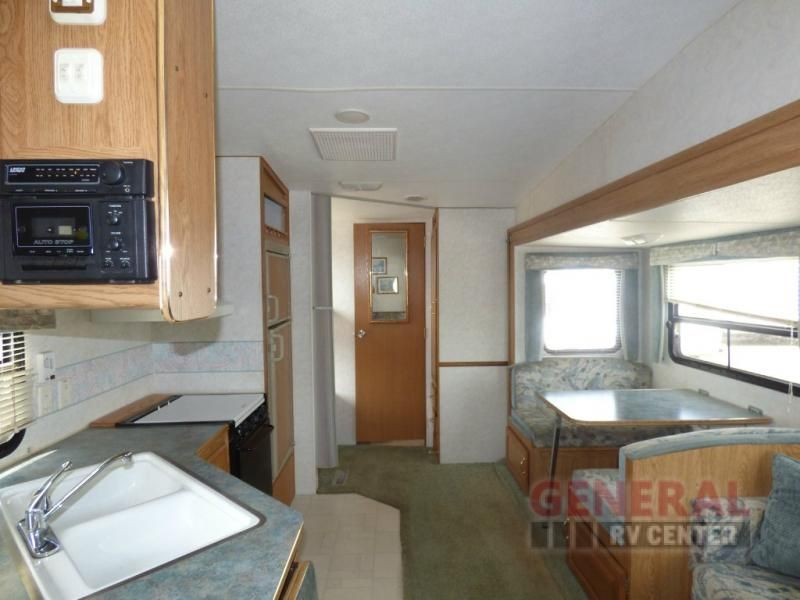 Used 1998 Fleetwood Rv Prowler 27 5t Fifth Wheel At General Rv