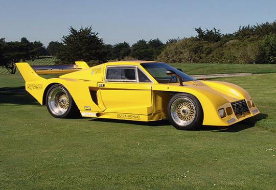1977 DeTomaso Pantera Group C Racer