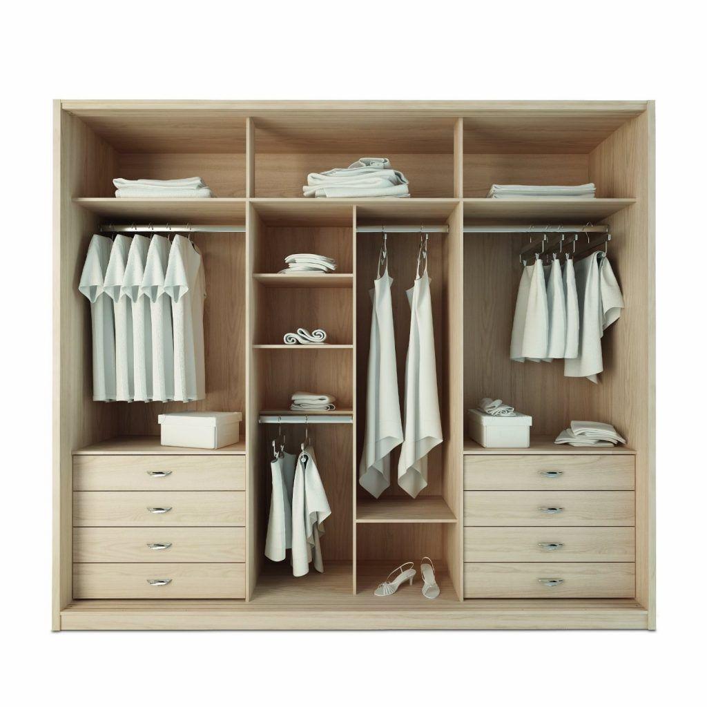 Tipos de closet para cuartos
