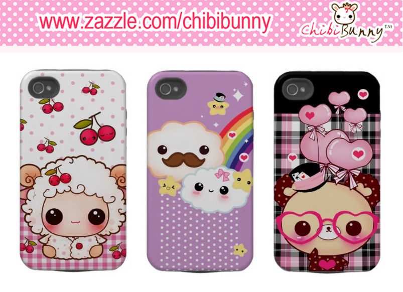 Cute Wallpapers For Iphone 4: Cute Iphone 4/4s Cases By *BunnyAndI On DeviantART