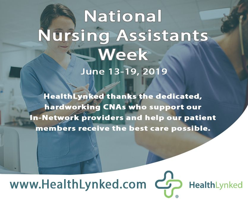 Today kicks off National NursingAssistantsWeek. Join us