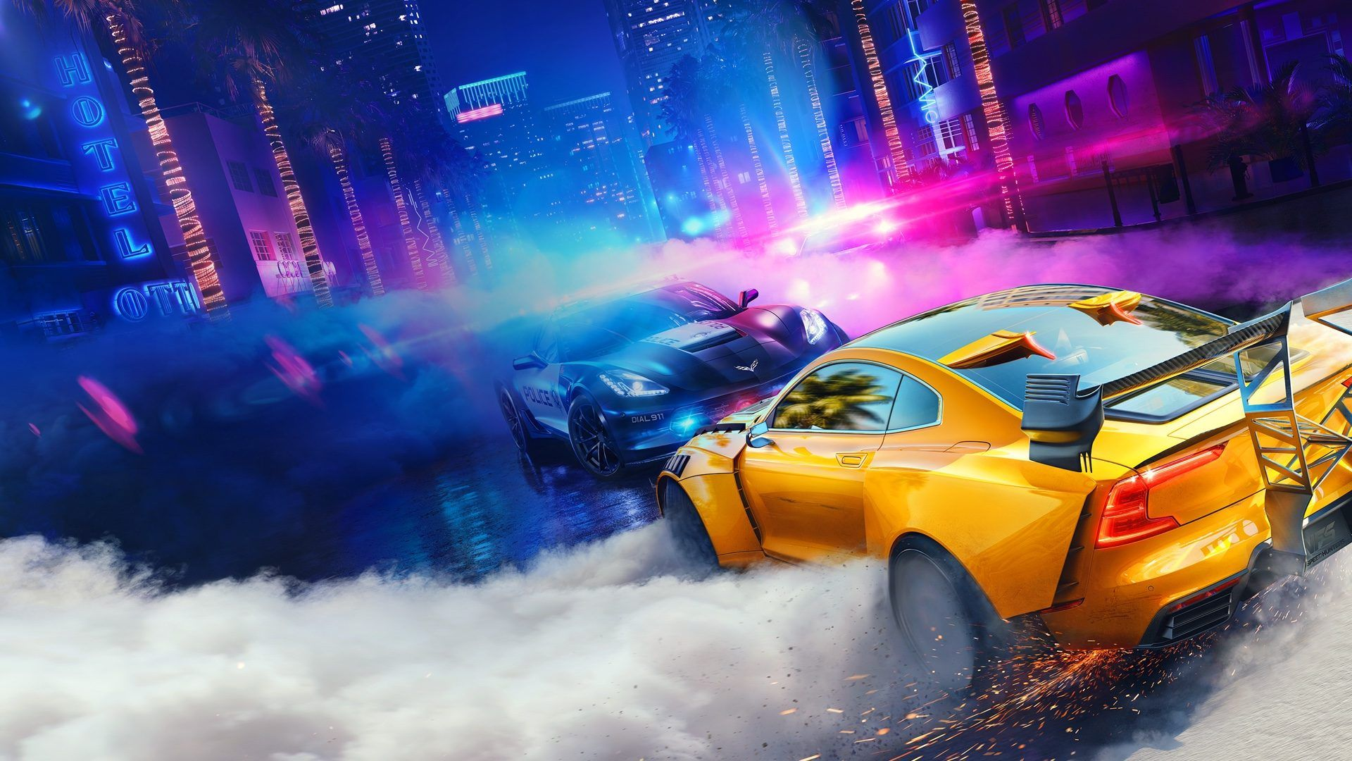 Need For Speed Heat Studio App Adds Augmented Reality