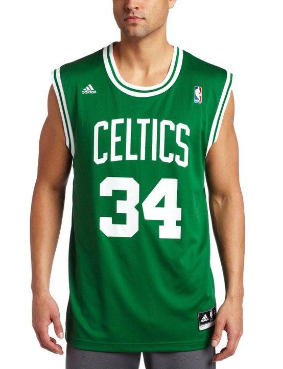 NBA Boston Celtics Paul Pierce Men s Green NBA Replica Jersey All NBA Jersey b7b723451