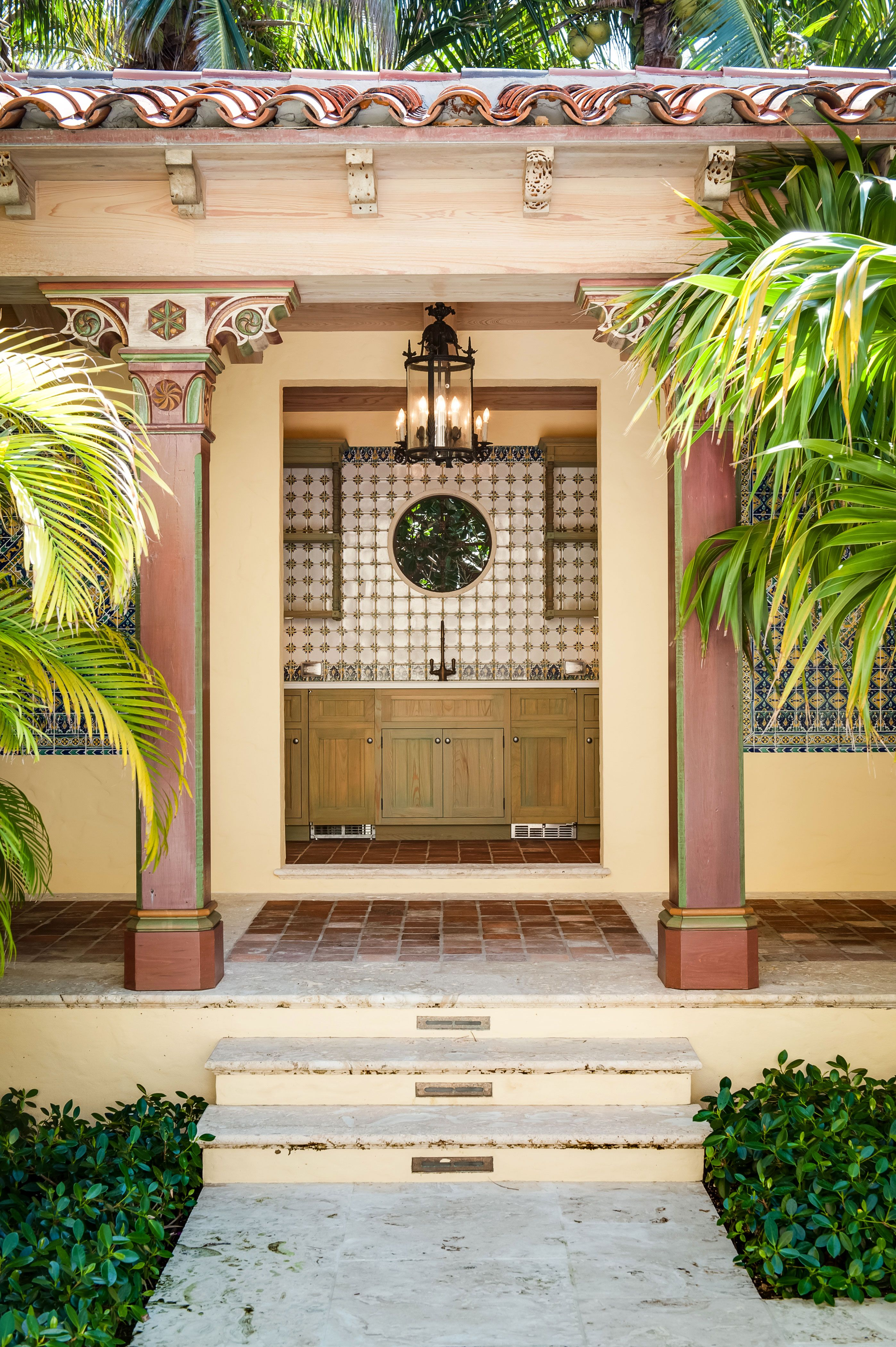 this insanely glamorous old florida estate is on the market house