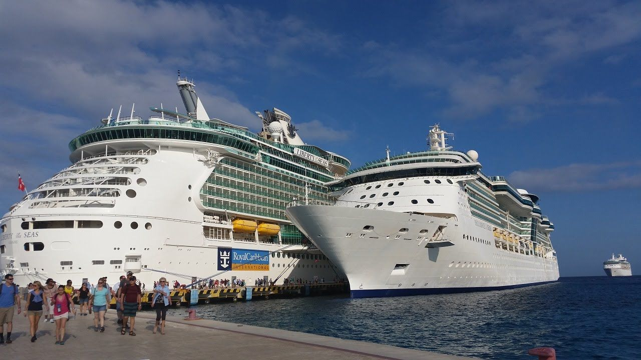 Nice Royal Caribbean Liberty Of The Seas Working Day Cruise To - Liberty cruises